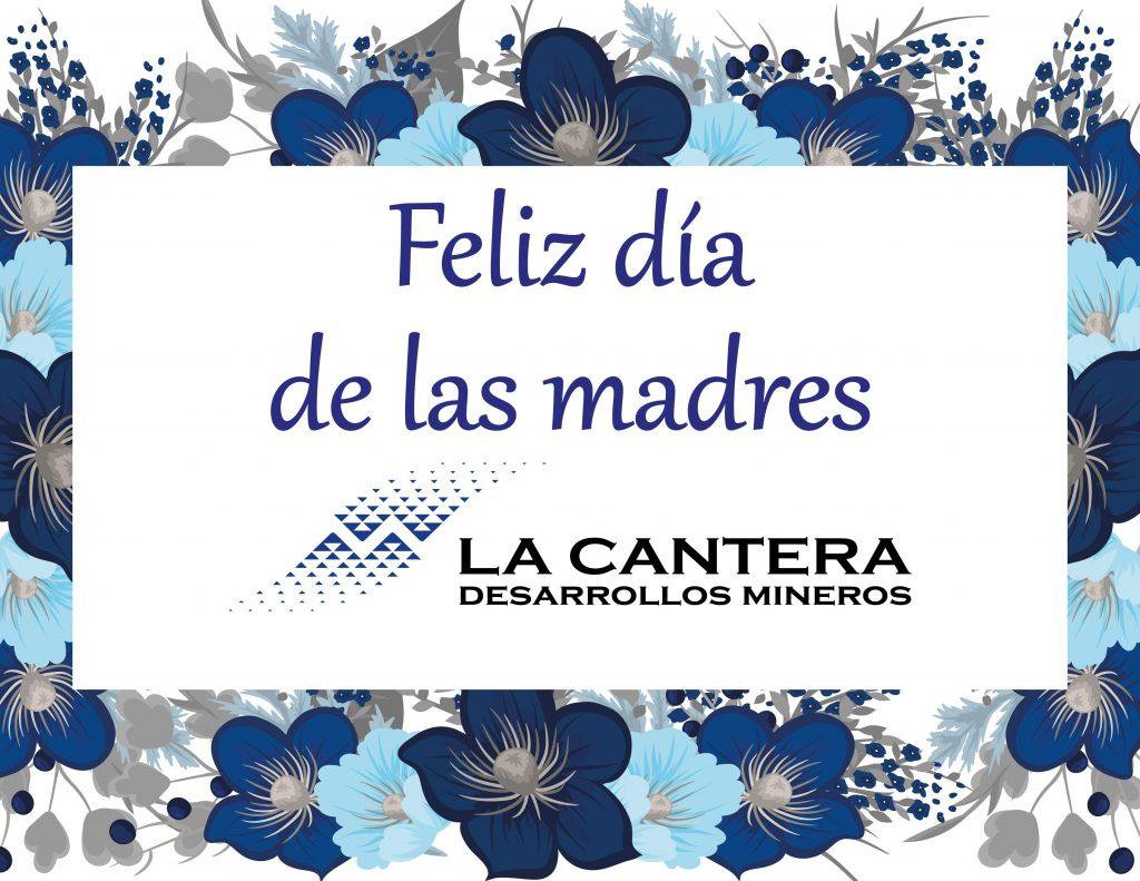Felicidades a todas las mamás en su día.