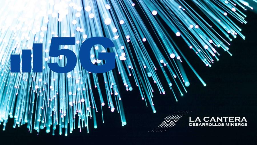 MINERÍA APROVECHA LA NUEVA TECNOLOGÍA DE RED 5G